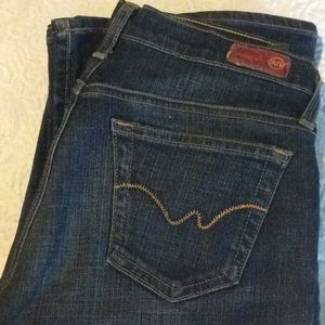 AG Adriano Goldschmied The Rider boot Cut Jeans